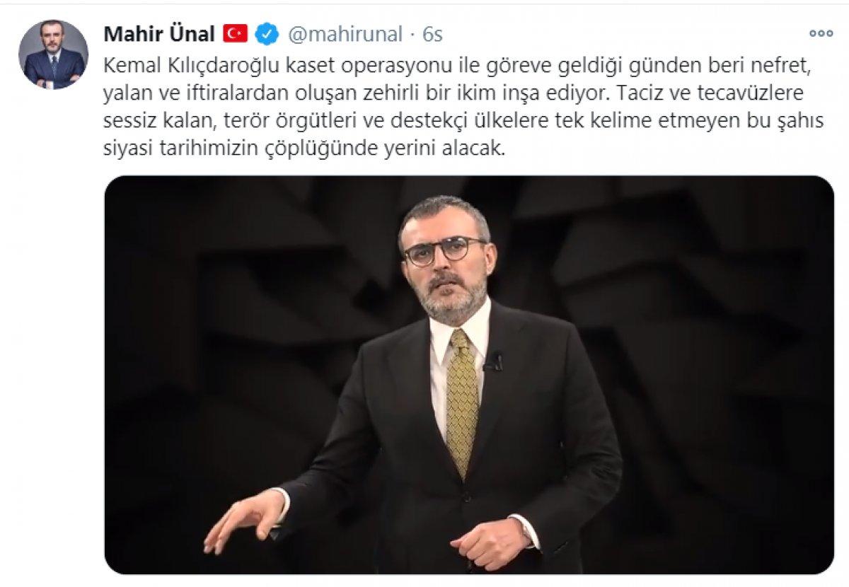 Kılıçdaroğlu nun,  sözde cumhurbaşkanı  sözü, büyük tepki topladı #7