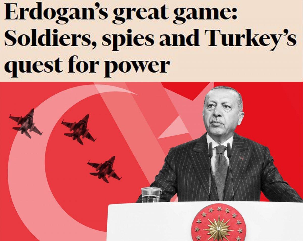 Financial Times: Erdoğan'ın büyük oyunu