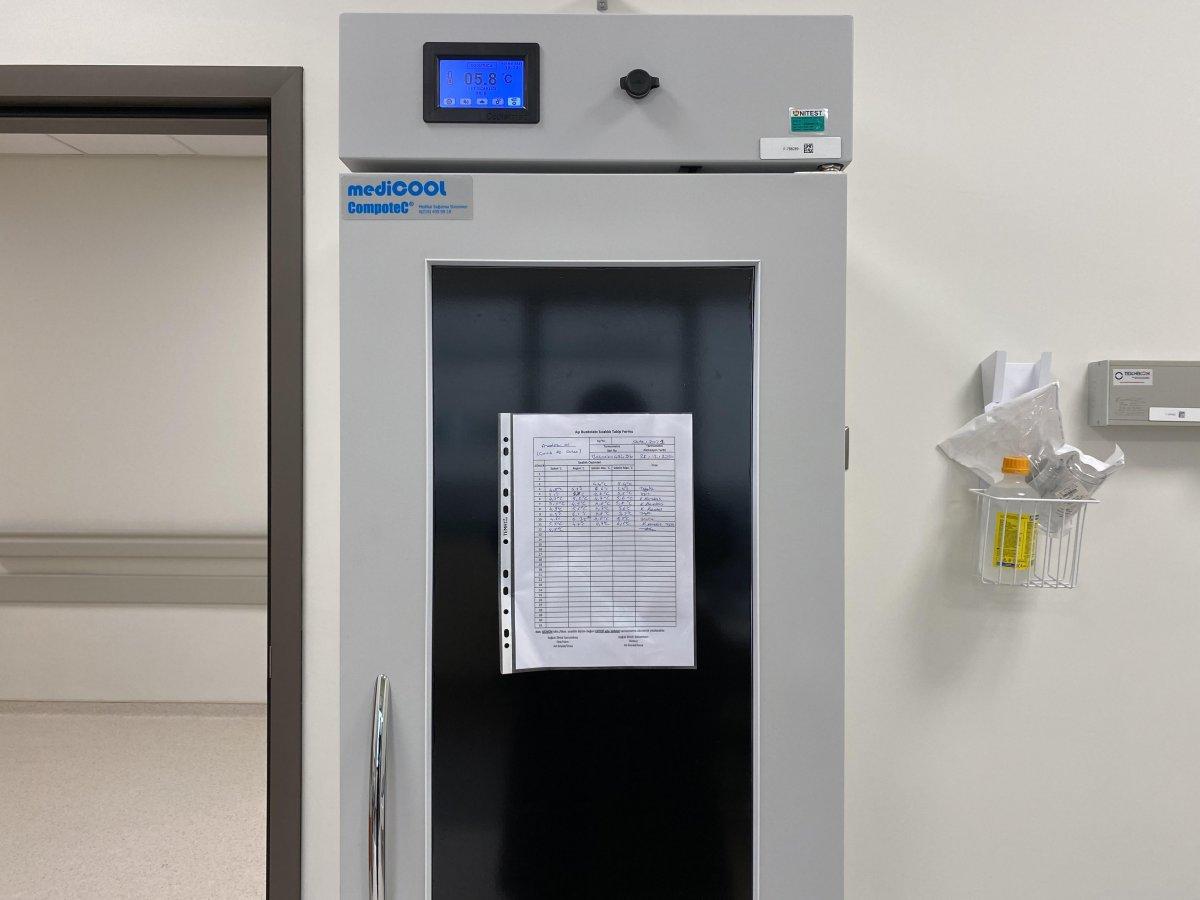 İstanbul da koronavirüs aşısı için odalar hazırlandı #3