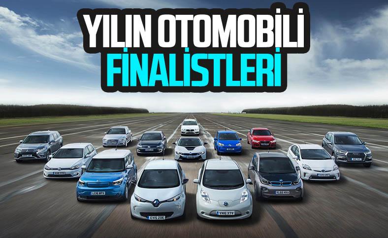 Avrupa'da yılın otomobili ödülü 2021 finalistleri açıklandı