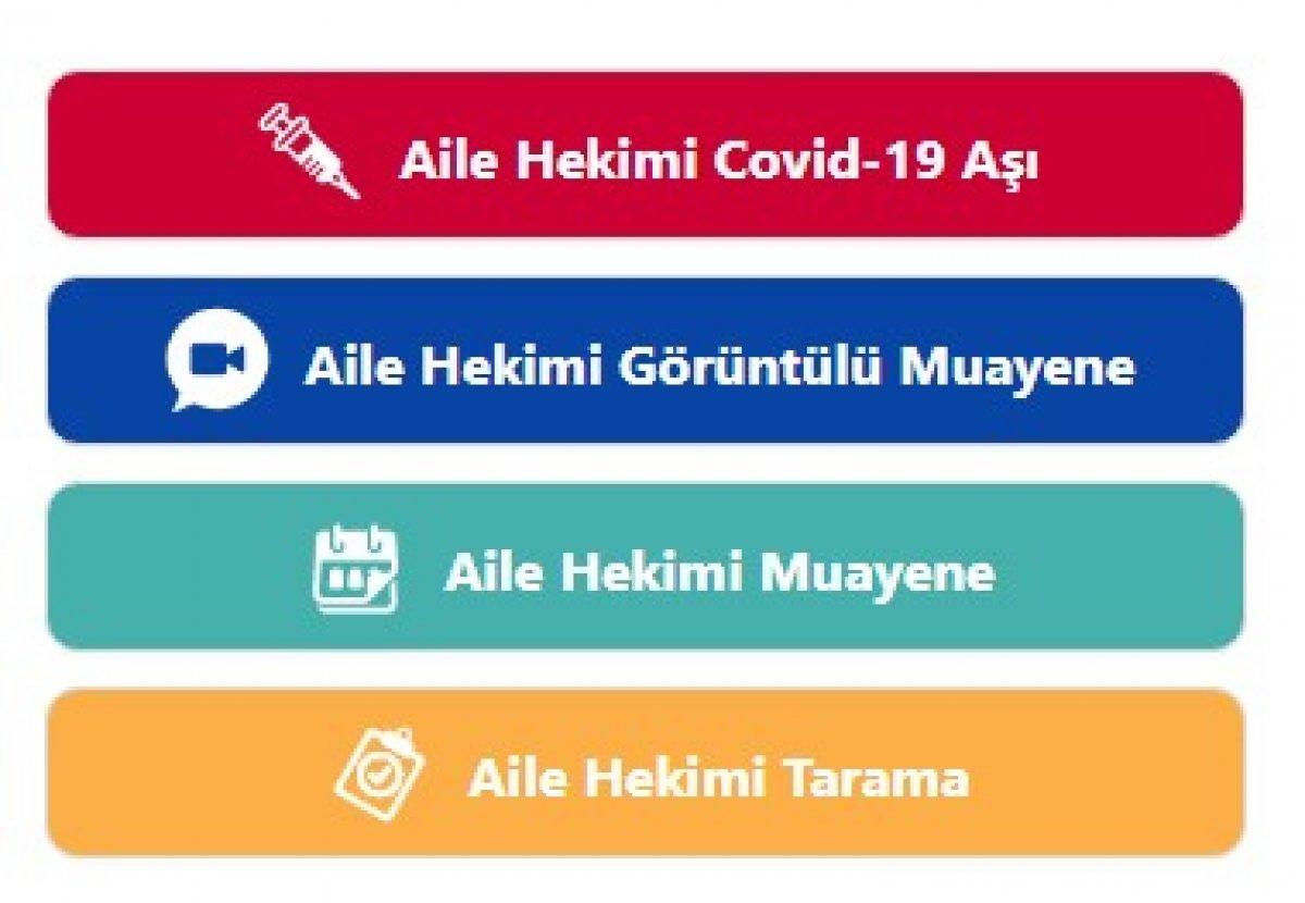 Türkiye de korona aşısı randevuları başladı #1