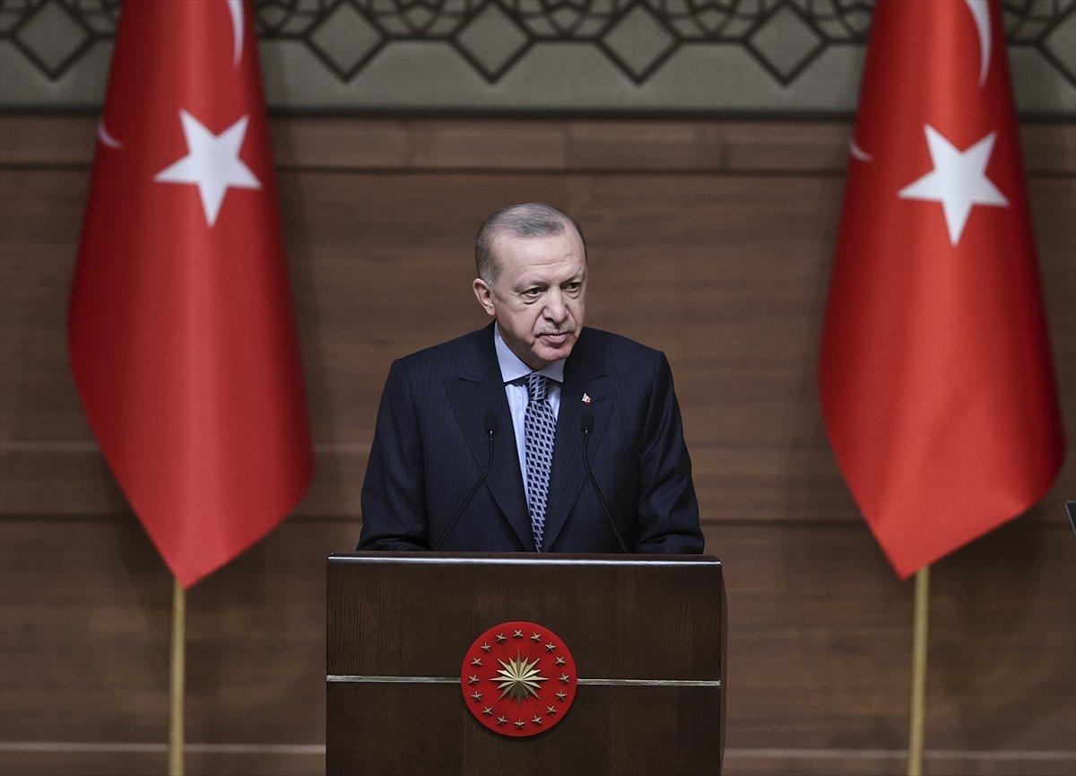 Erdoğan dan HDP ye: Analarından kopardıkları çocukları ölüme yolladılar #1