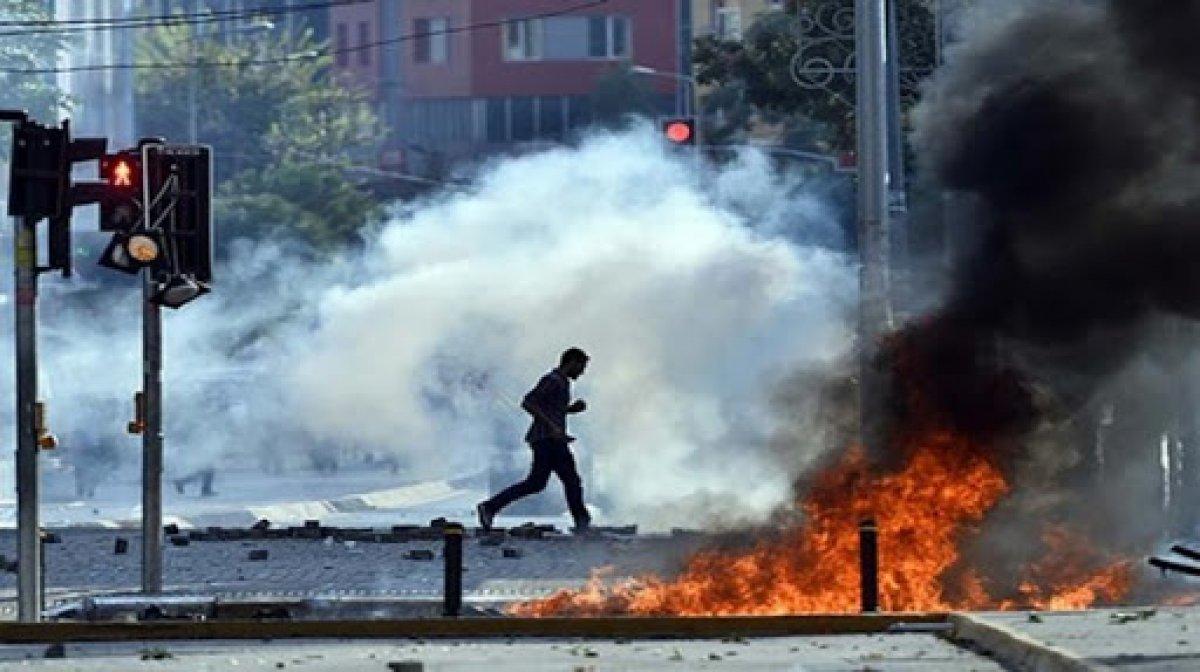 HDP li 9 milletvekili hakkında Kobani fezlekesi #1