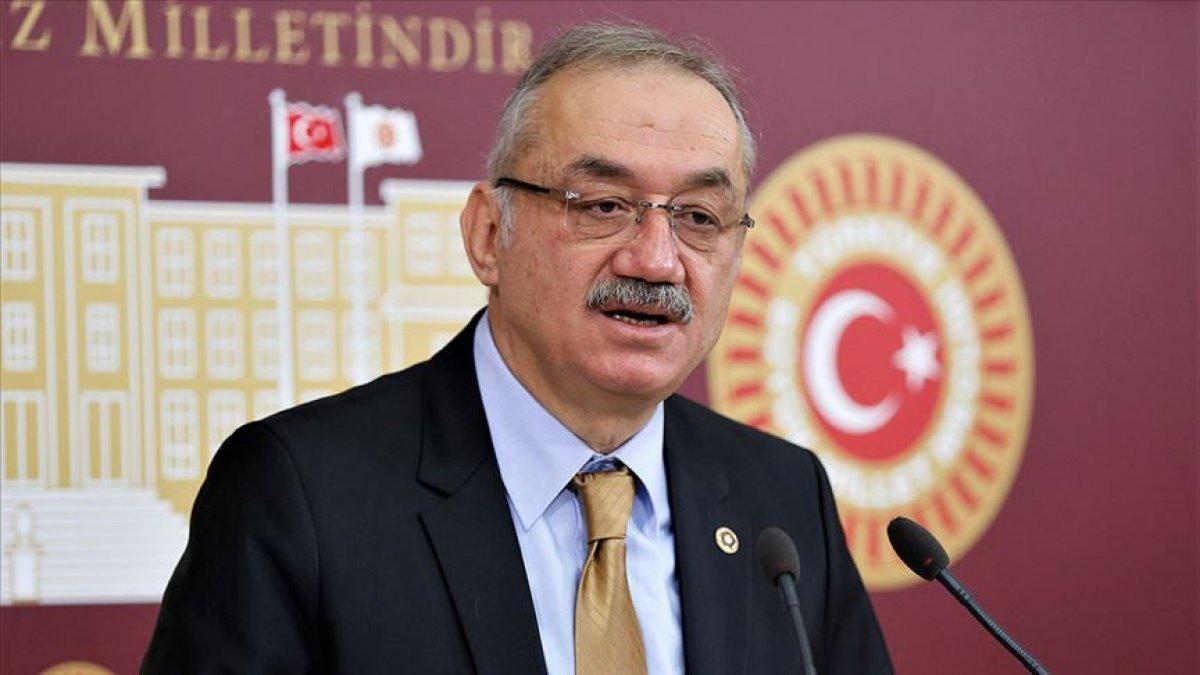 İyi Partili İsmail Tatlıoğlu ndan  İttifak  açıklaması #1