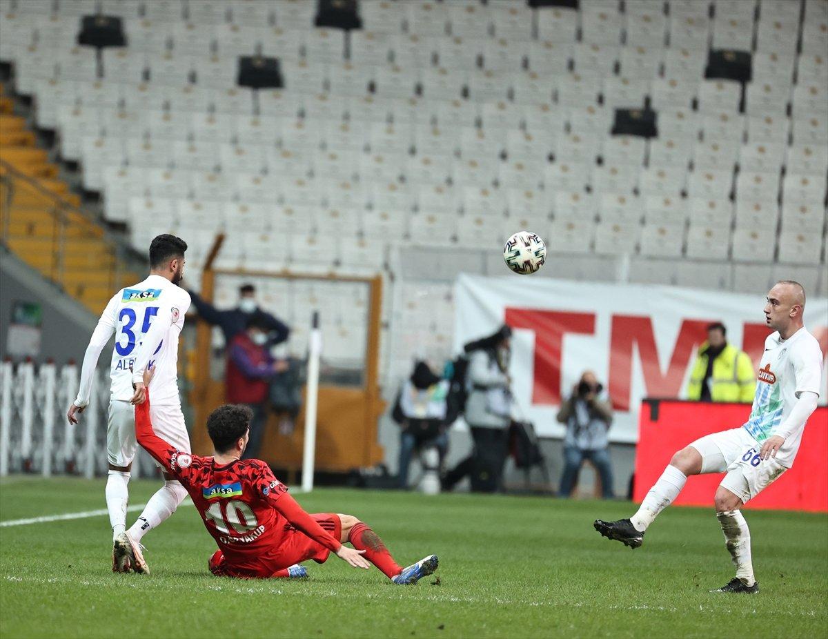 Beşiktaş Türkiye Kupası nda çeyrek finale yükseldi #3