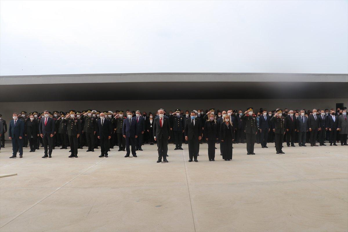 Rauf Denktaş için vefatının 9 uncu yılında anma töreni #2