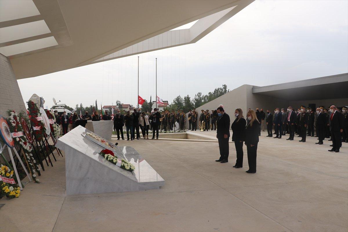 Rauf Denktaş için vefatının 9 uncu yılında anma töreni #4