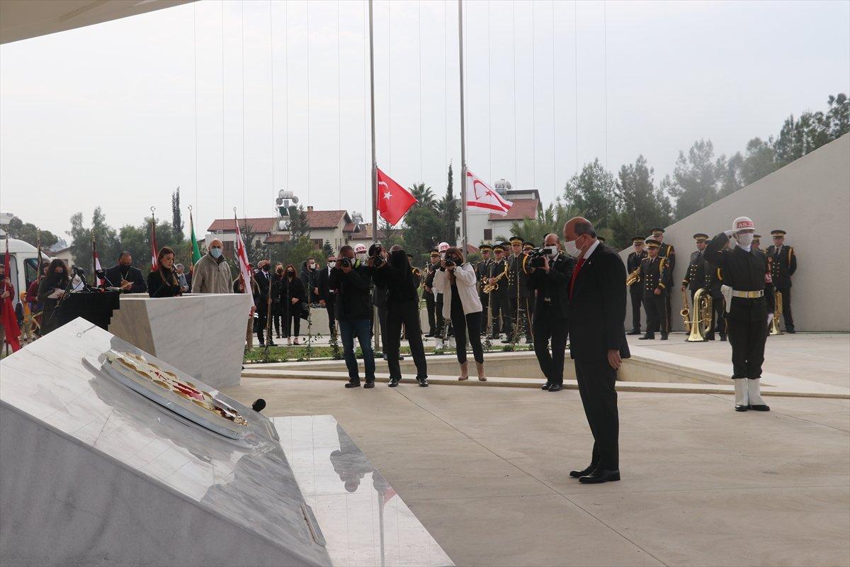 Rauf Denktaş için vefatının 9 uncu yılında anma töreni #5