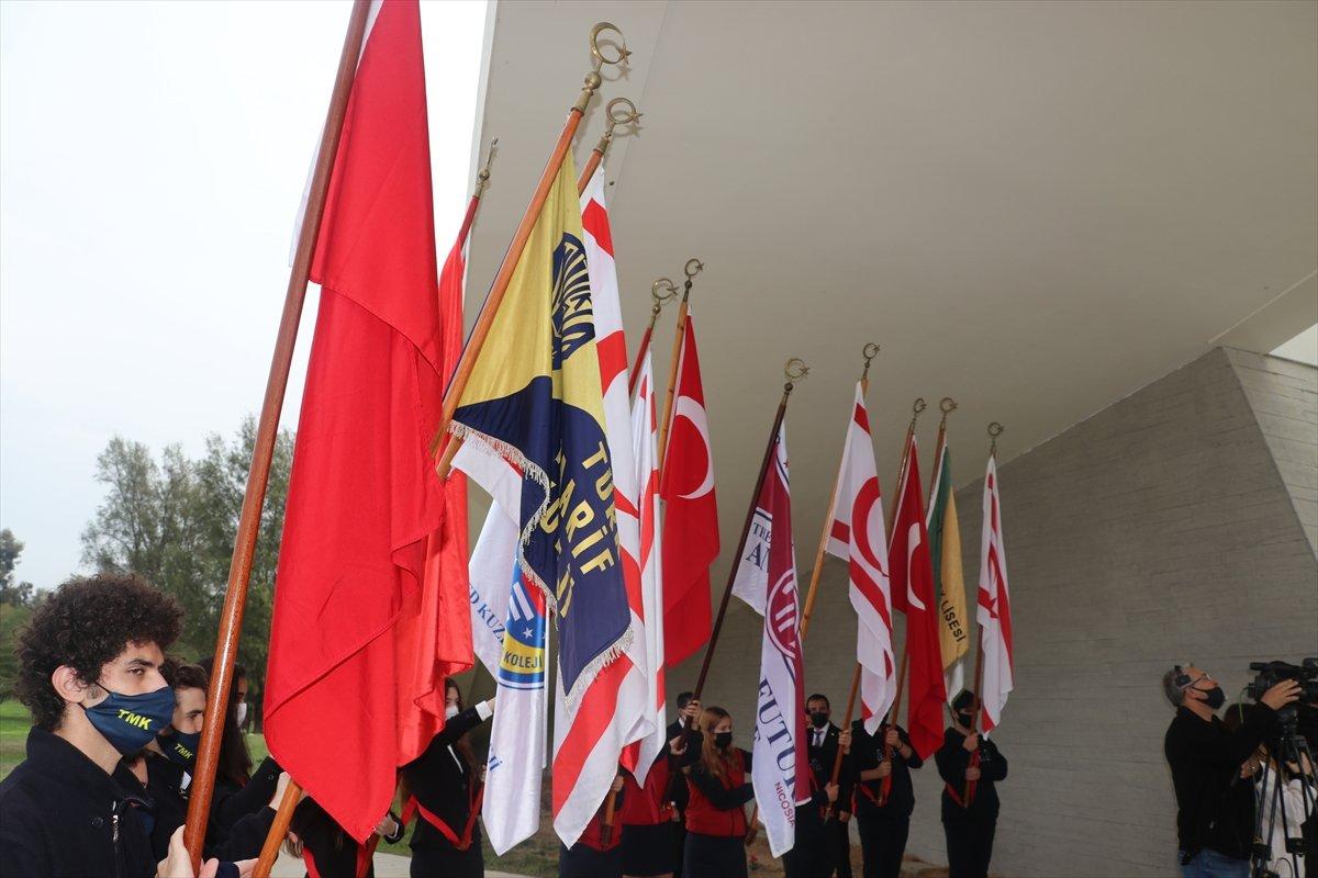 Rauf Denktaş için vefatının 9 uncu yılında anma töreni #3