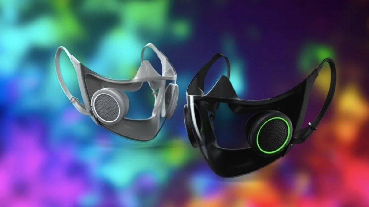 Razer, dünyanın en akıllı maskesini CES 2021 de tanıttı #3