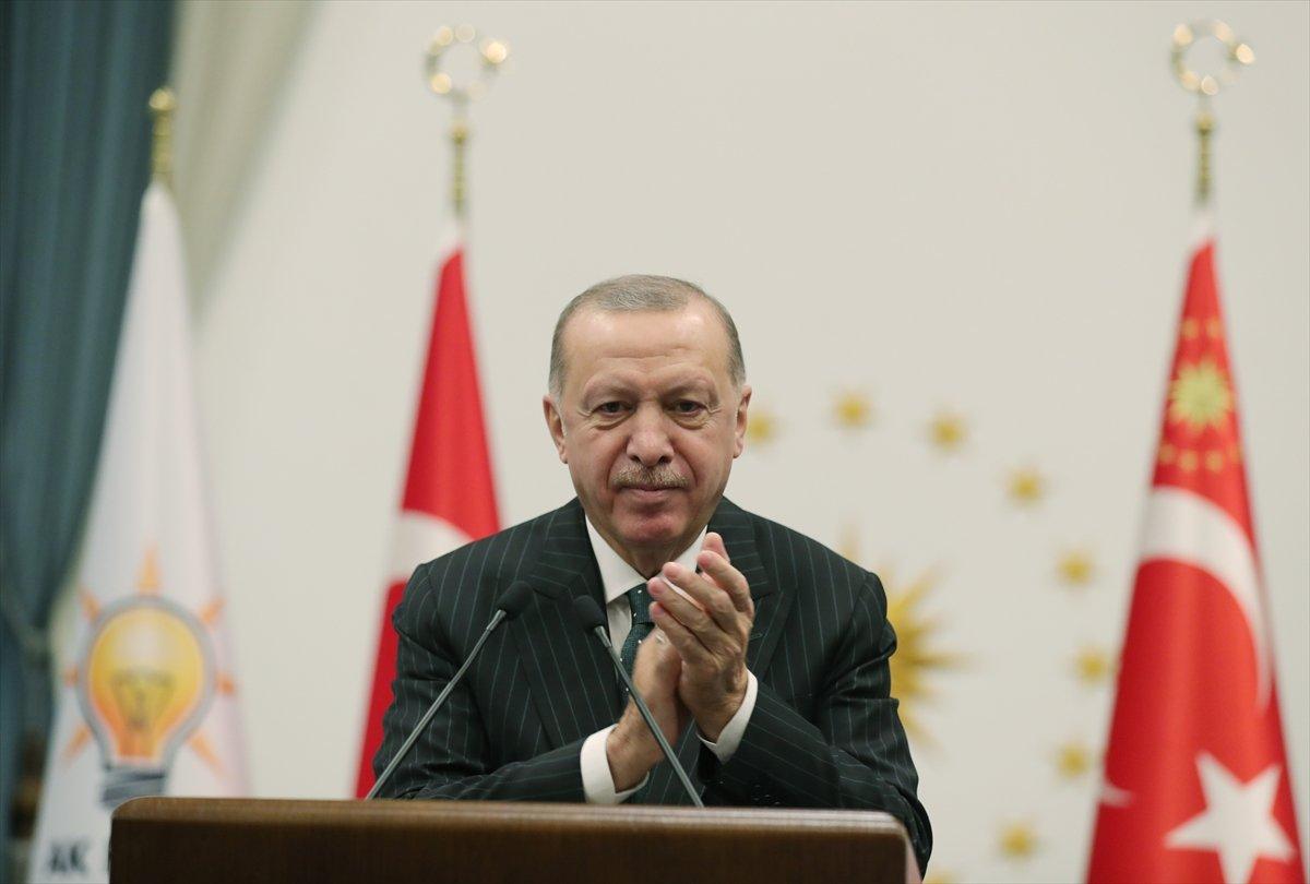 Cumhurbaşkanı Erdoğan dan Kılıçdaroğlu na: Allah ın verdiği havayı boşa tüketiyorsun #2