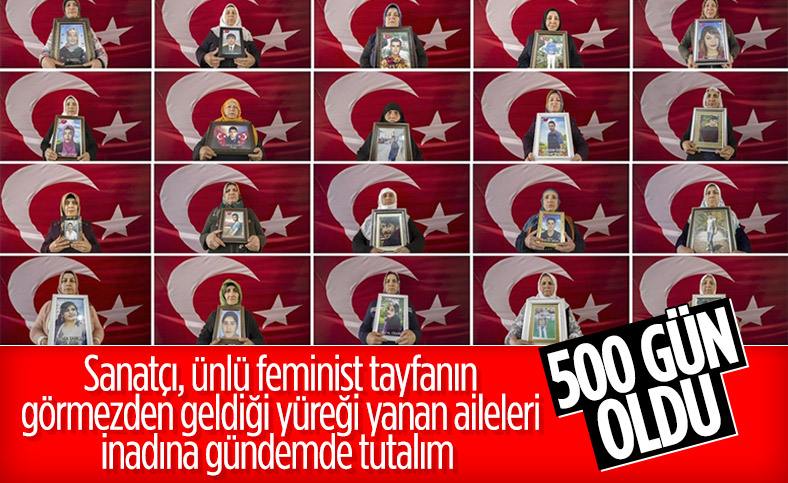 Diyarbakır anneleri, 500 gündür evlatları için nöbete devam ediyor