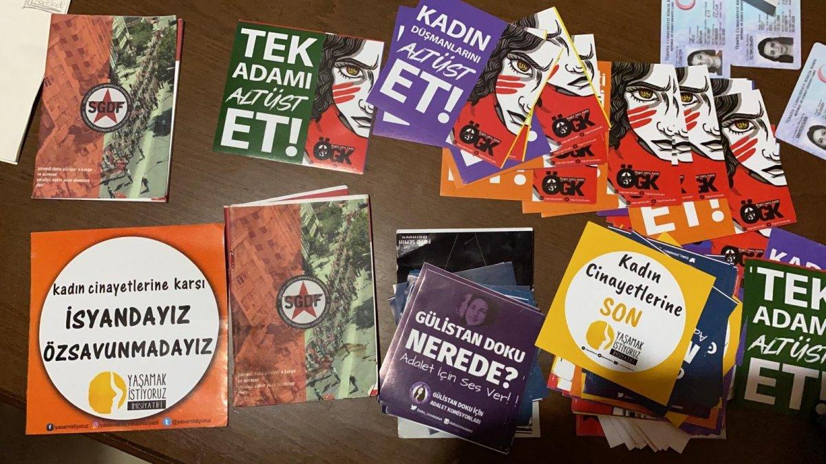 4 İzmir Büyükşehir Belediyesi çalışanı terörden gözaltında #1