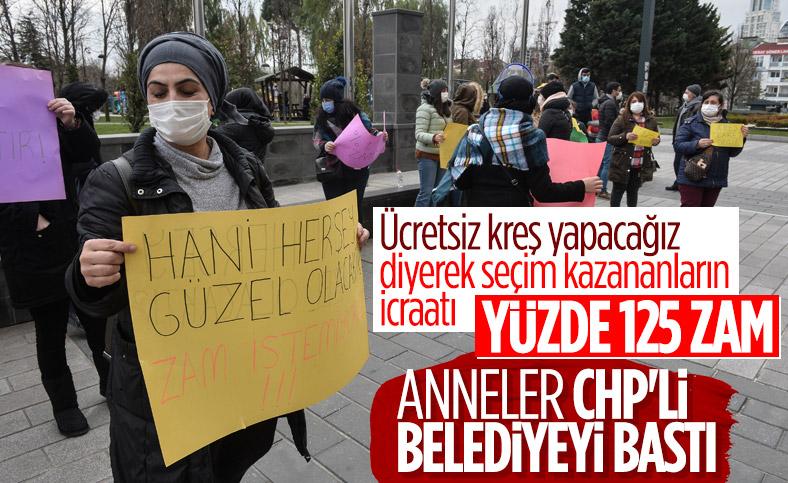 CHP'li Esenyurt Belediyesi, kreş ücretlerine yüzde 125 zam yaptı