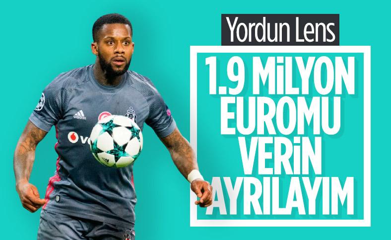 Jeremain Lens'ten Beşiktaş'a teklif