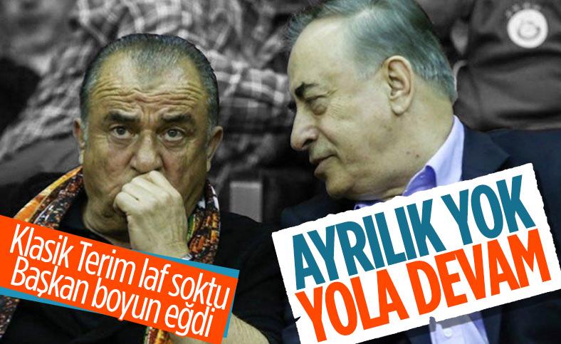 Mustafa Cengiz: Fatih Terim ile aramızda sorun yok