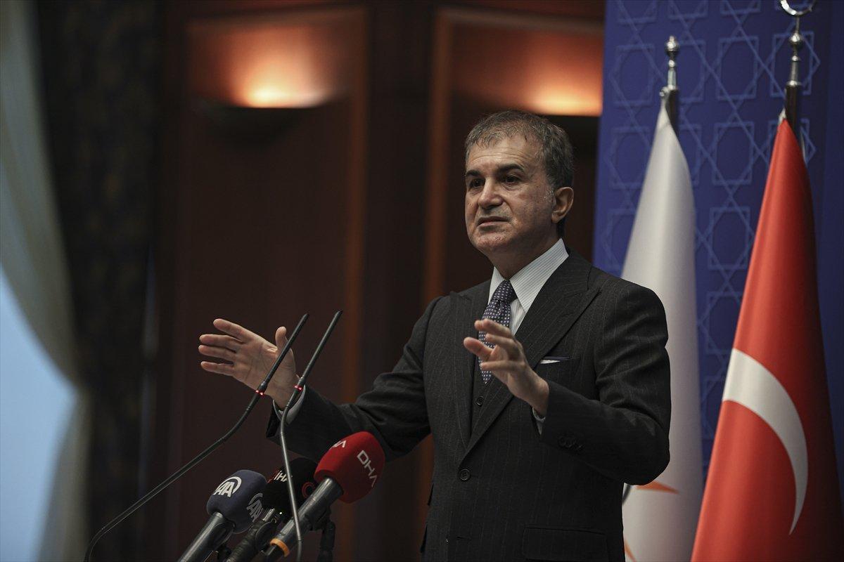 Ömer Çelik, Kılıçdaroğlu nun   sözde cumhurbaşkanı  ifadesini değerlendirdi #5