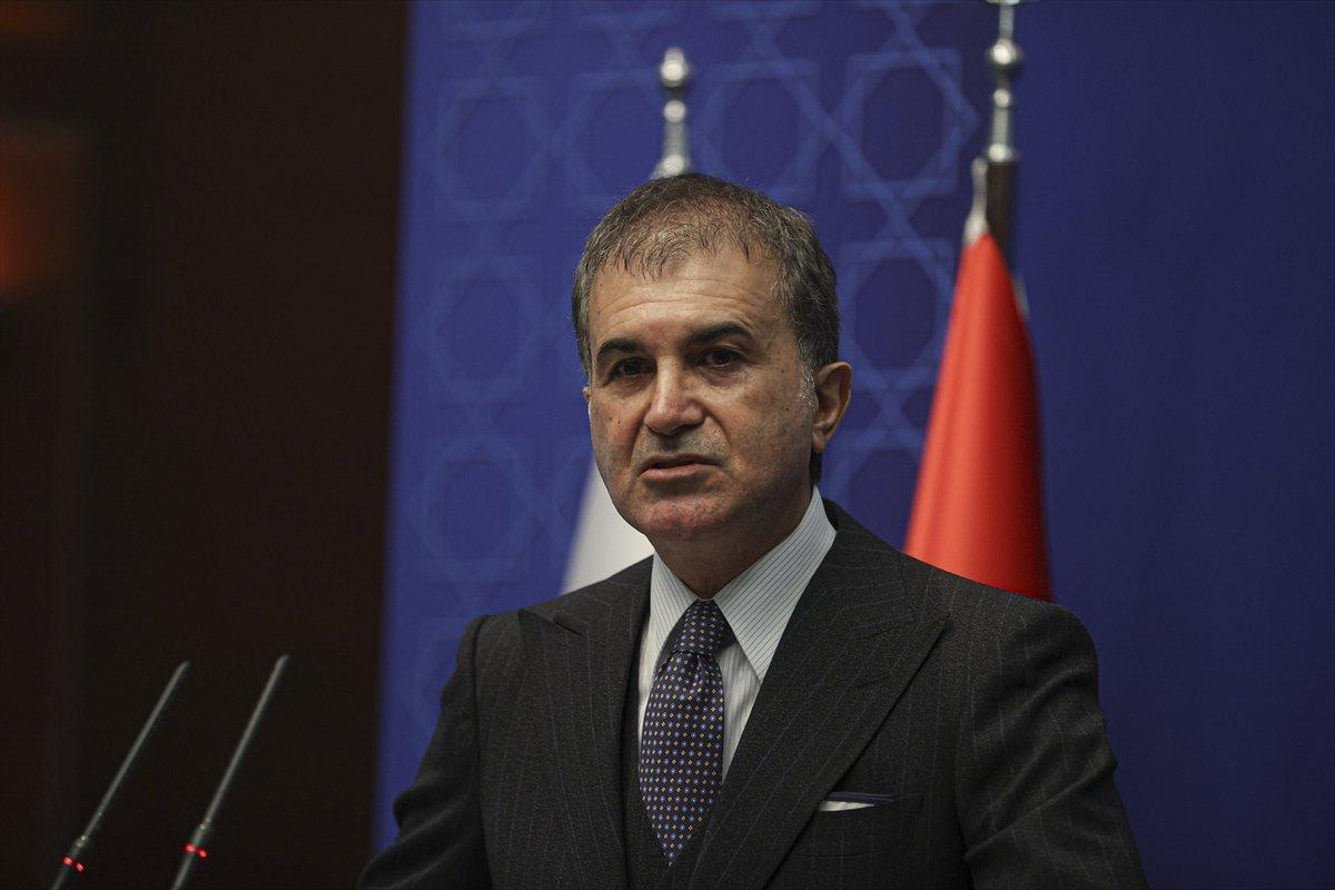 Ömer Çelik, Kılıçdaroğlu nun   sözde cumhurbaşkanı  ifadesini değerlendirdi #2