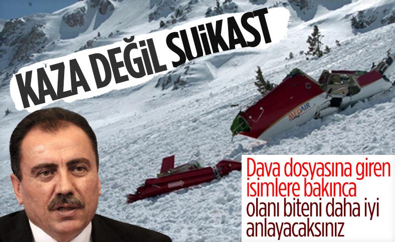 Muhsin Yazıcıoğlu davasında dosyaya giren FETÖ'cülerin isim listesi