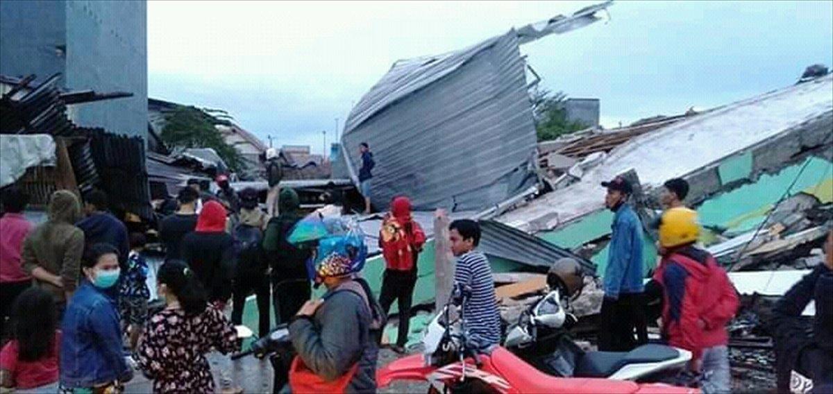 Endonezya da 6,2 büyüklüğünde deprem #11
