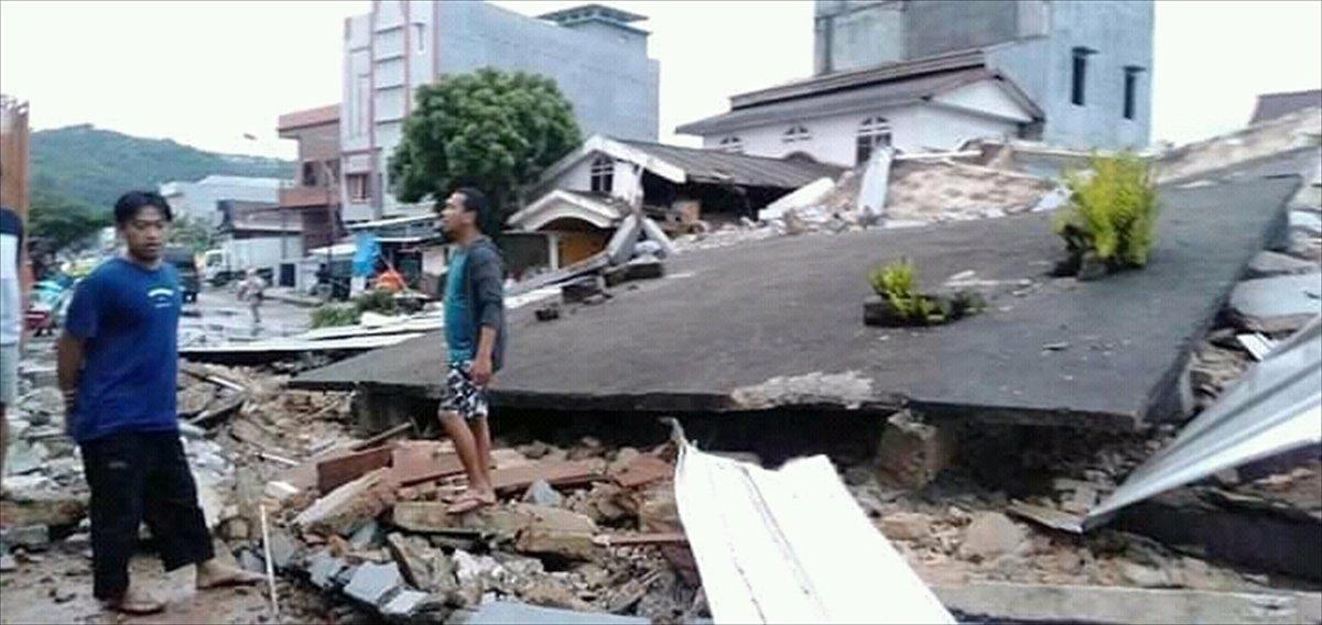 Endonezya da 6,2 büyüklüğünde deprem #10