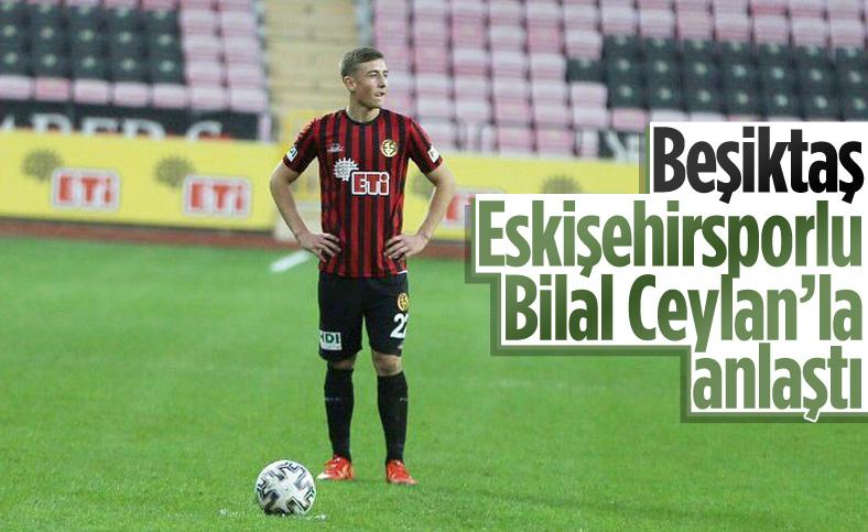 Beşiktaş, Bilal Ceylan ile anlaştı