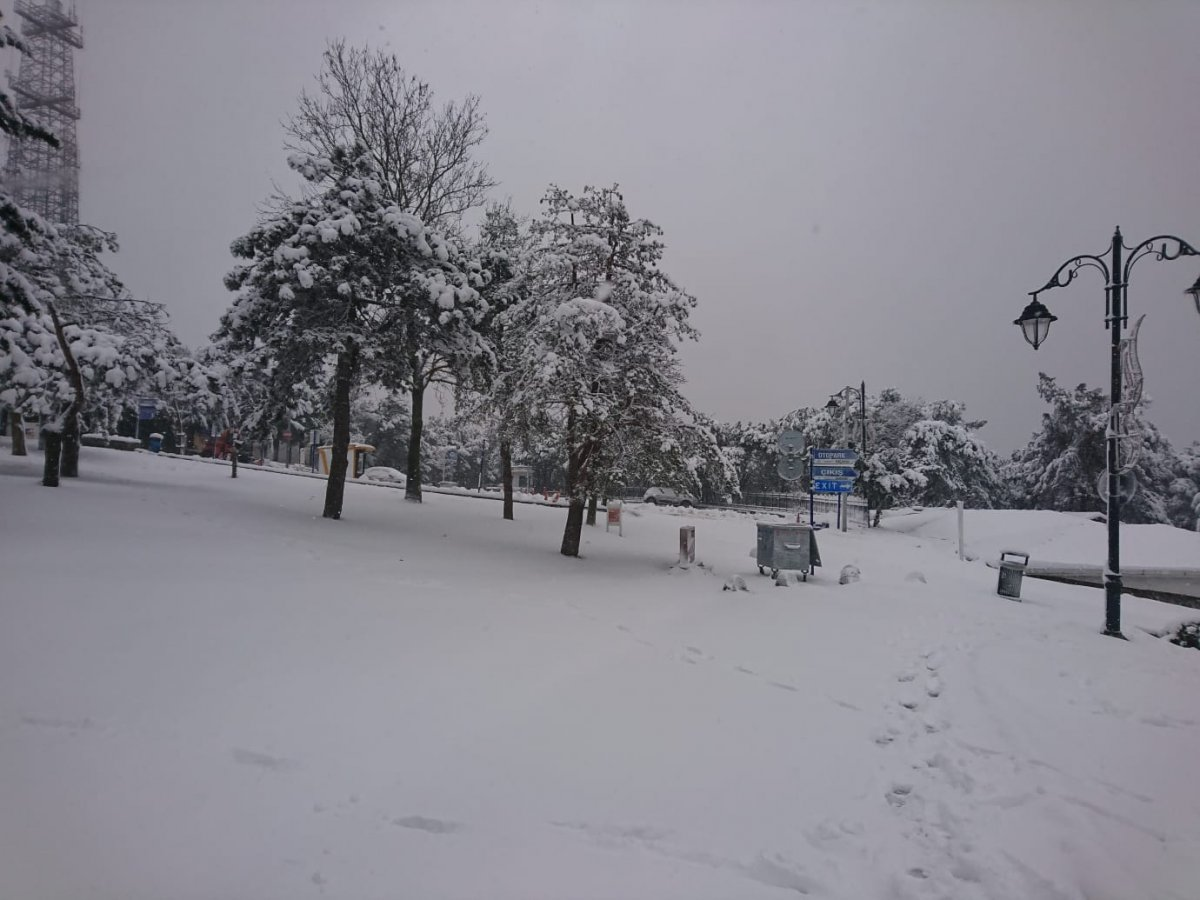 kar yagisi 6467