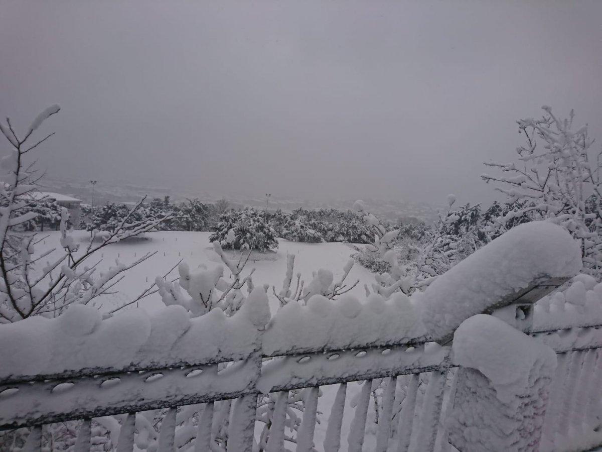 kar yagisi 7263