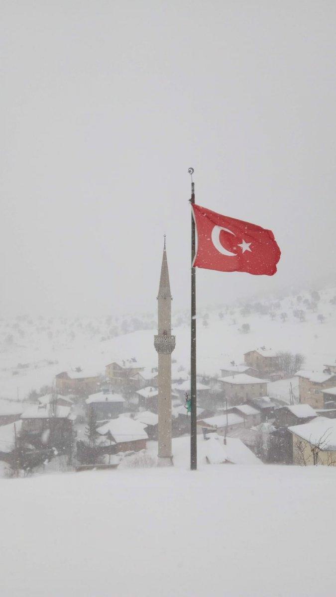 Türkiye hasretle beklediği yağışlara kavuştu #30