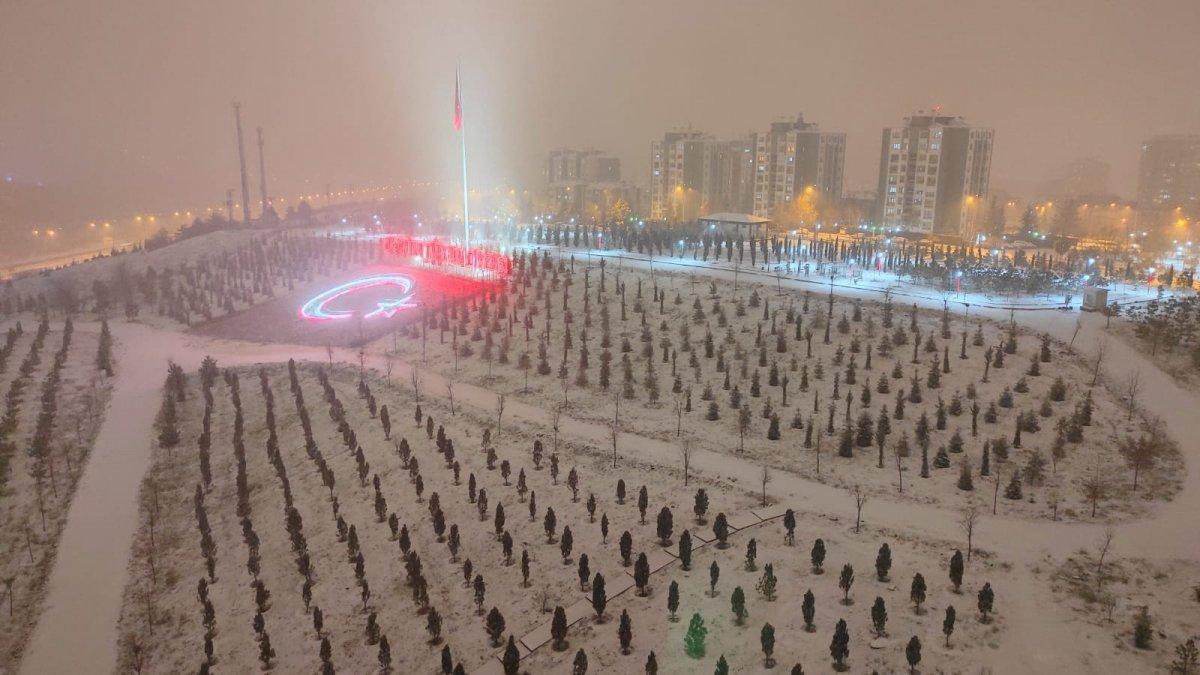 Türkiye hasretle beklediği yağışlara kavuştu #19