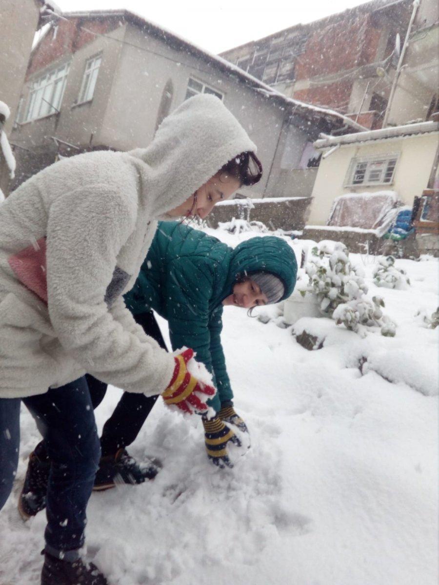 Türkiye hasretle beklediği yağışlara kavuştu #15