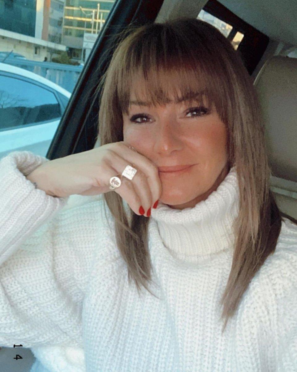 Pınar Altuğ, imaj değiştirdi #1