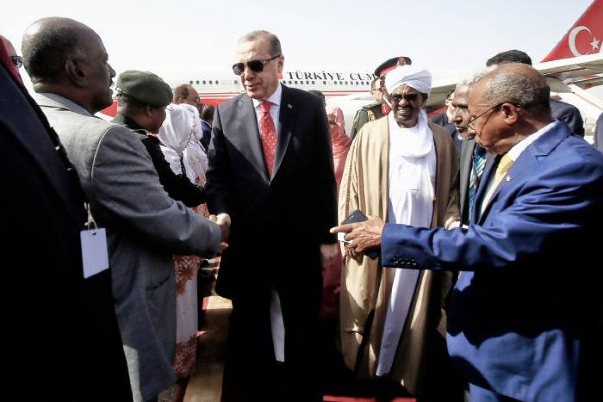 Financial Times, Türkiye nin Afrika ya dönüşünü yazdı #1