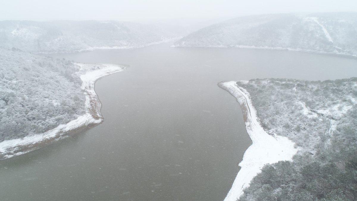 İstanbul da barajların doluluk oranı yüzde 30 u geçti #5