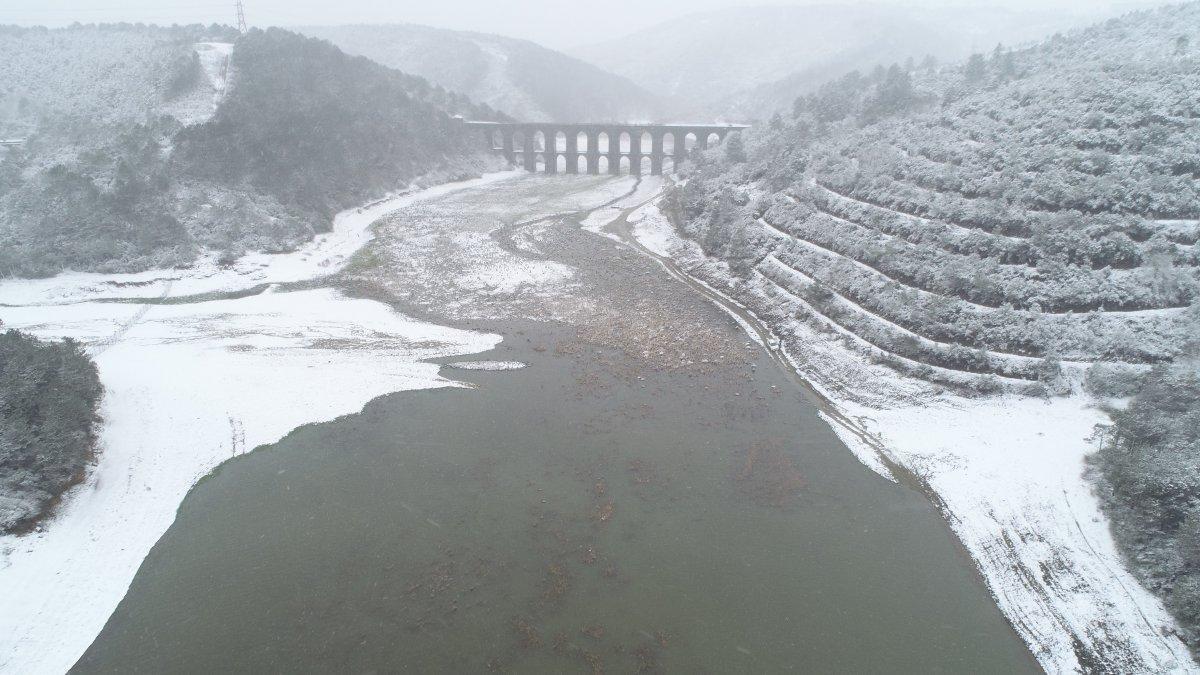 İstanbul da barajların doluluk oranı yüzde 30 u geçti #3