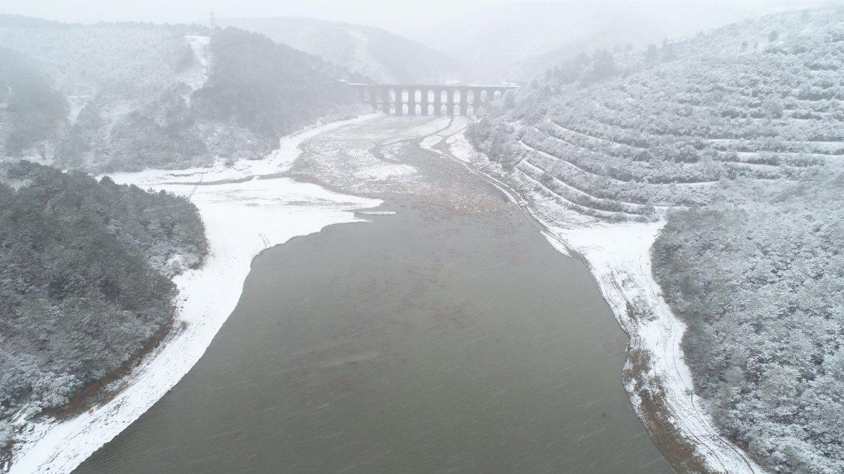 İstanbul da barajların doluluk oranı yüzde 30 u geçti #4