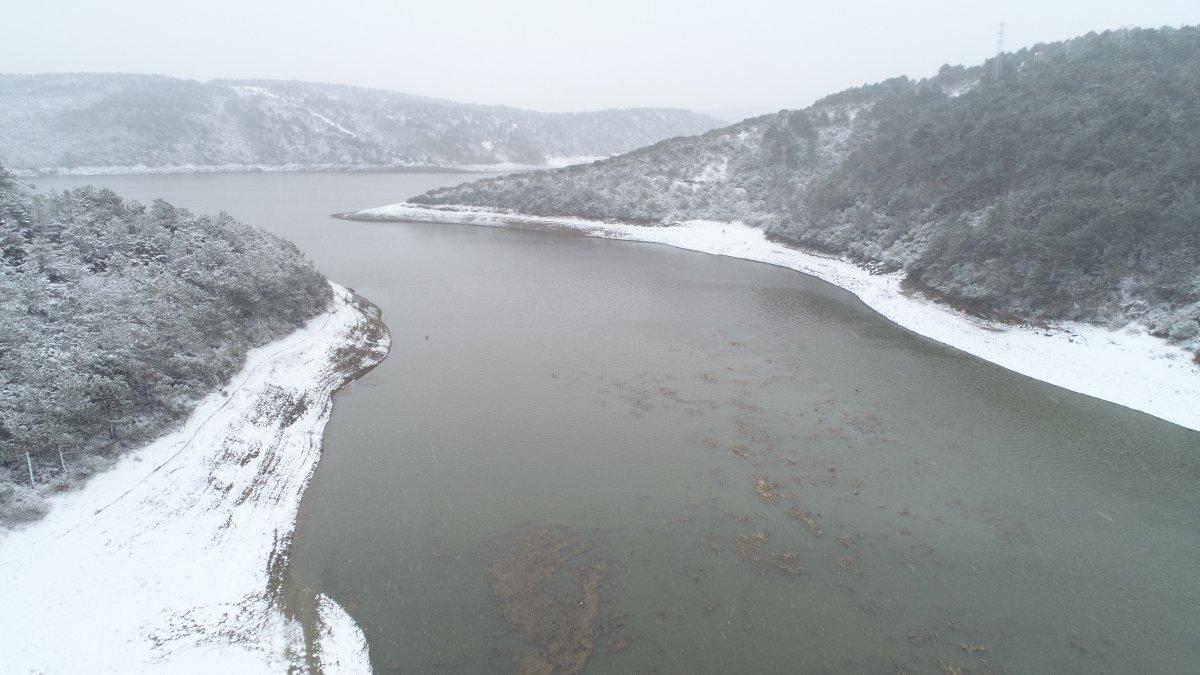 İstanbul da barajların doluluk oranı yüzde 30 u geçti #2