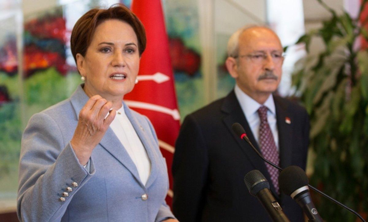 Meral Akşener yeni bir ittifak arayışında iddiası