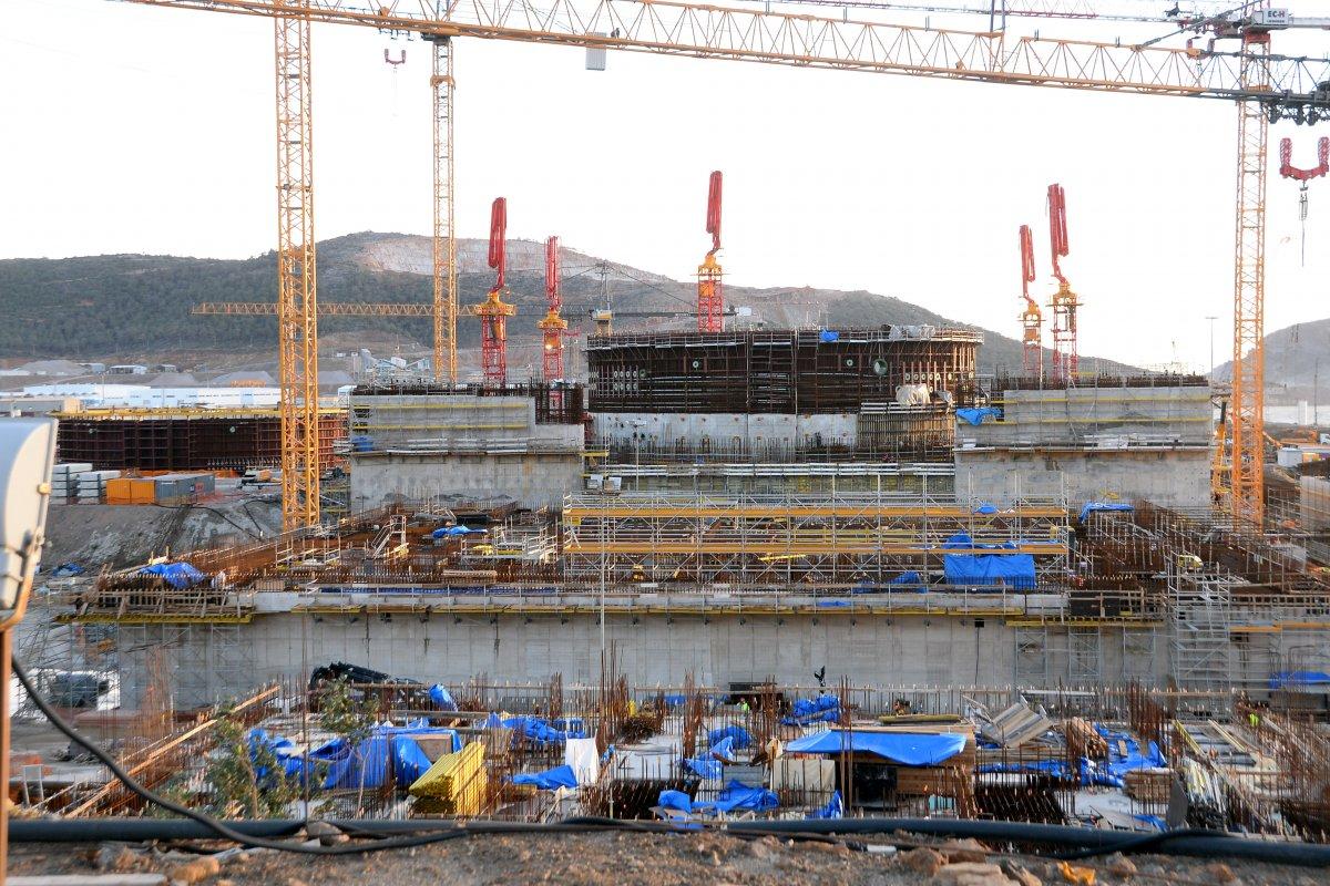 Mustafa Varank: Akkuyu, 2023'te elektrik üretmeye başlayacak #4