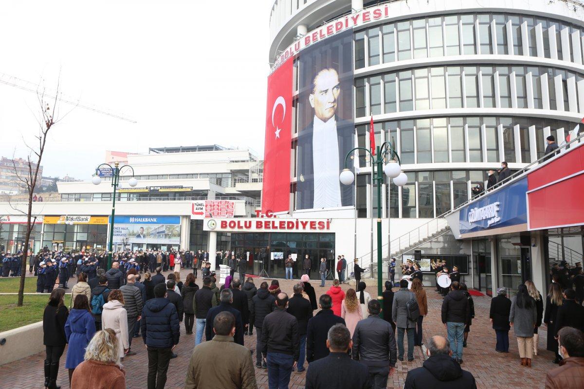 CHP li Rasim Özdemir, Andımız ı yanlış okudu #1