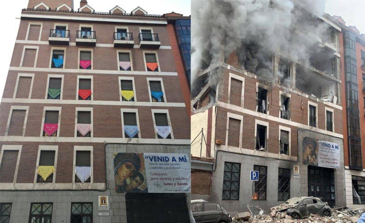 İspanya da şiddetli patlama #2
