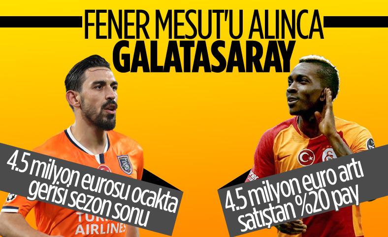 Galatasaray'ın Onyekuru ve İrfan Can teklifleri