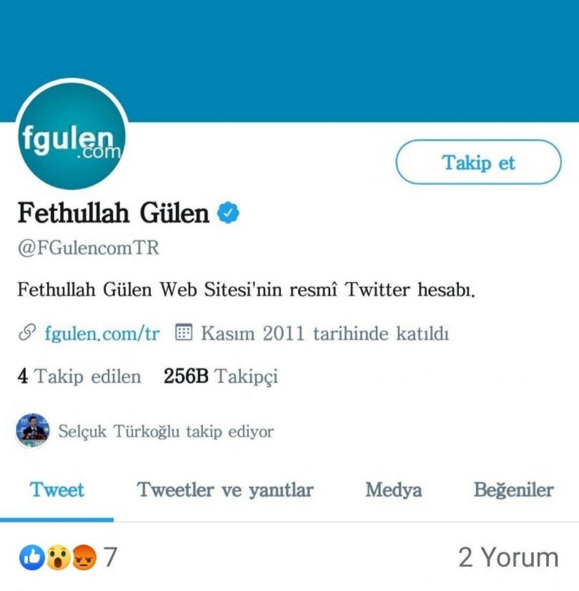 İYİ Partili Selçuk Türkoğlu, FETÖ elebaşı Fetullah Gülen i takip etti #1