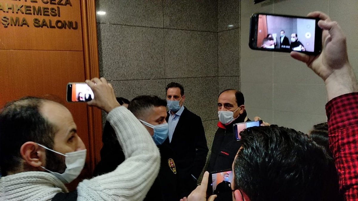 Hakim karşısına çıkan Ozan Güven: Aylık gelirim 5 bin lira  #1