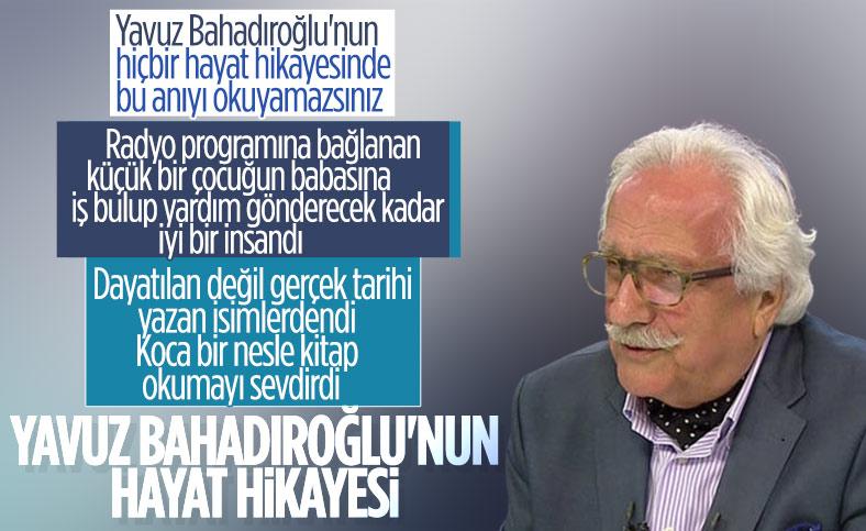 Yavuz Bahadıroğlu, hikaye ve romanlarını miras bıraktı