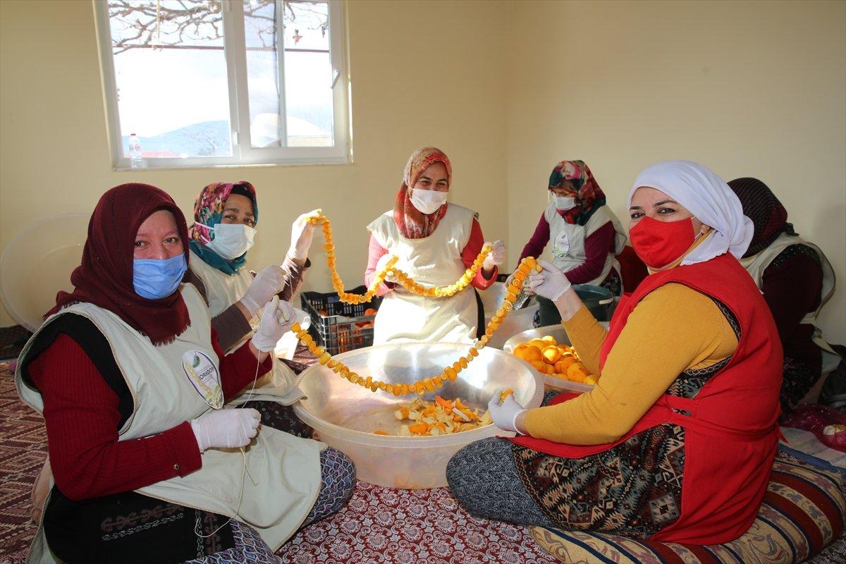 Antalya nın simgesi turunçlar sofraları süsleyecek #4