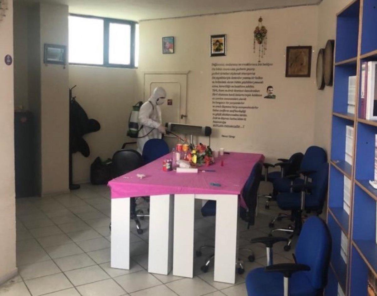 Esenyurt ta HDP ilçe binasına operasyon #4