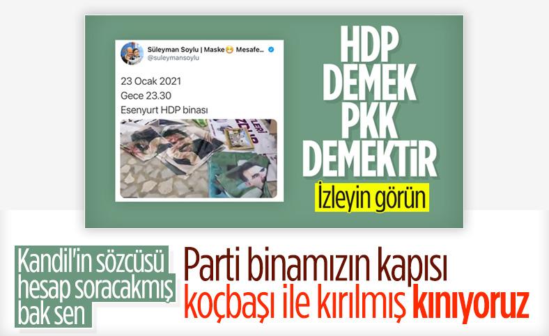 HDP'den Esenyurt açıklaması: Her türlü hukuki işleme başvuracağız