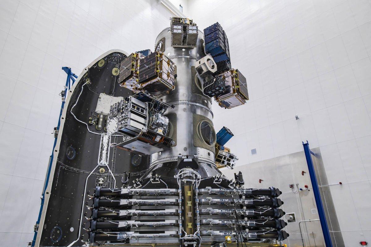 SpaceX tek seferde 143 uydu fırlattı #2