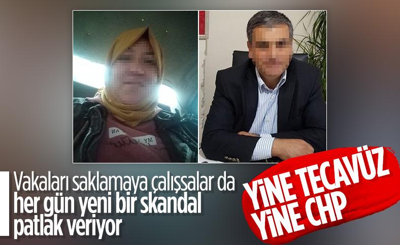 CHP'nin son tecavüz olayı Antalya'da
